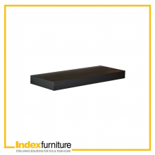 REMIX SHELF 60 CM. - BLACK BROWN