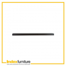REMIX SHELF 120 CM. - BLACK BROWN