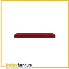 REMIX SHELF 60 CM. - RED