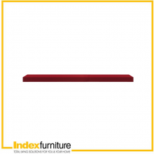 REMIX SHELF 120 CM. - RED
