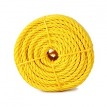 PP ROPE 24mm x 200MTR YELLOW