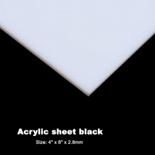 ACRYLIC WHITE SHEET 4fFT X 8FT X 2.8MM