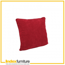 SIRI CUSHION 45 X 45 CM. - RED