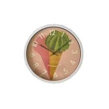 WALL CLOCK CLKXJ - MIX COLOUR