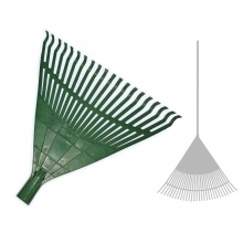PVC Garden Rack 20T