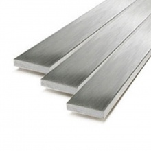Stainless Steel Flat Bar 3/4'' x 3mm X 5.8mtr