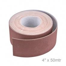Sanding Belt  P100 x 4'' x 50mtr