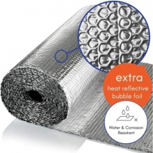 Aluminum Bubble Heat Insulation 3mm