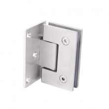 Glass Door hinge B304 90Deg