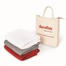 Duroflex Duro Safe Mattress Protector Queen Size - Grey