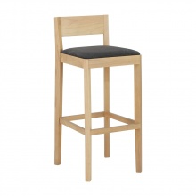 AUSTIN BAR STOOL - NATURAL