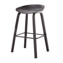 Stool ( BS-021) - Black