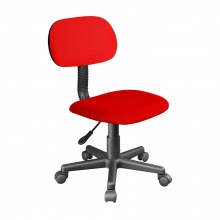 ROLLING OFFICE CHAIR - RED
