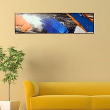 ZMYS-8 PAINTING CANVAS+WOOD FRAME