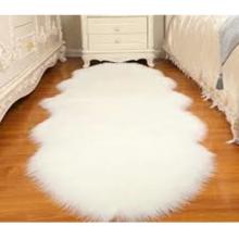 CARPET IMITATION WOOL WHITE