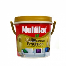 Premium Sheen Emulsion Brilliant White 4Ltr