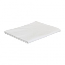 Bed Sheet Plain White 290x270cm (Queen Size)