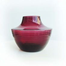 SCONE Glass Vase