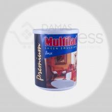 Premium Silk Emulsion Base Paint Medium 1Ltr