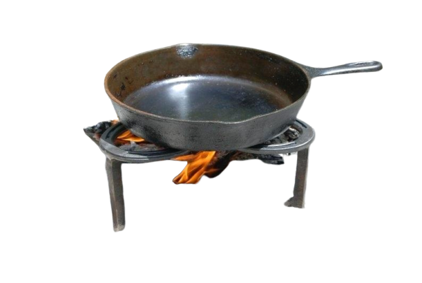 review for Open Fire Cookware