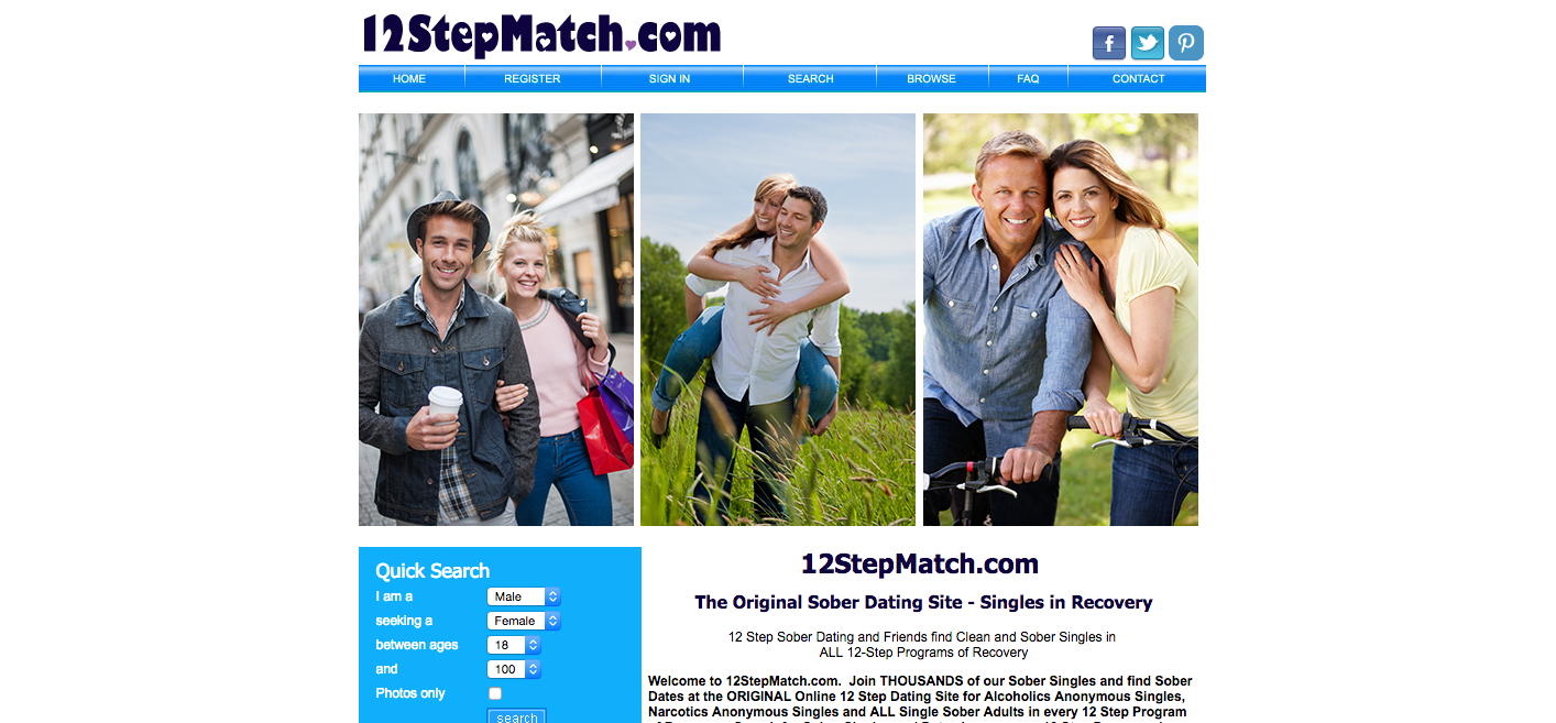 12StepMatch.com
