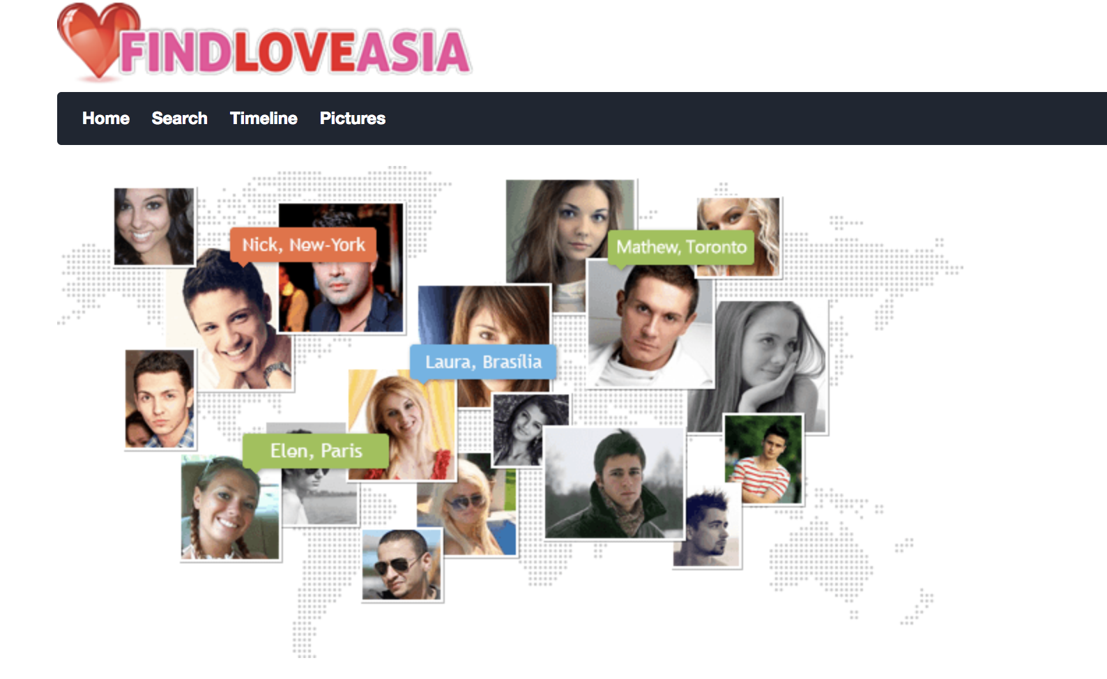 FindLoveAsia