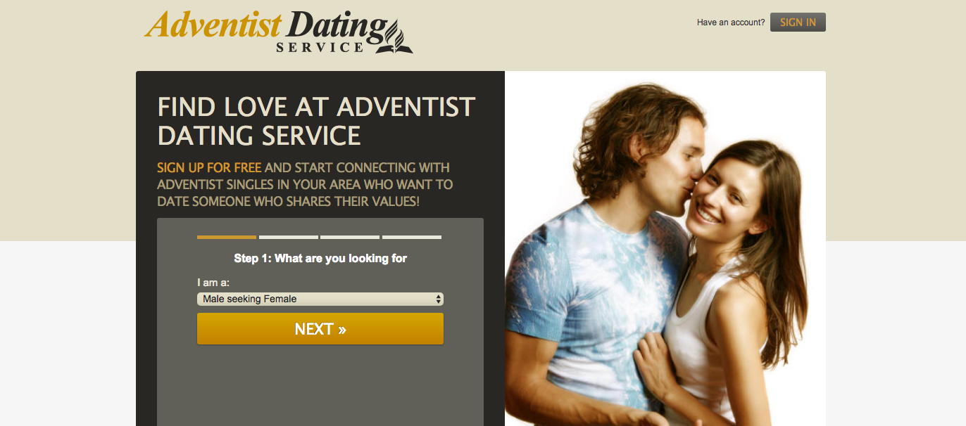 Adventist Dating Service