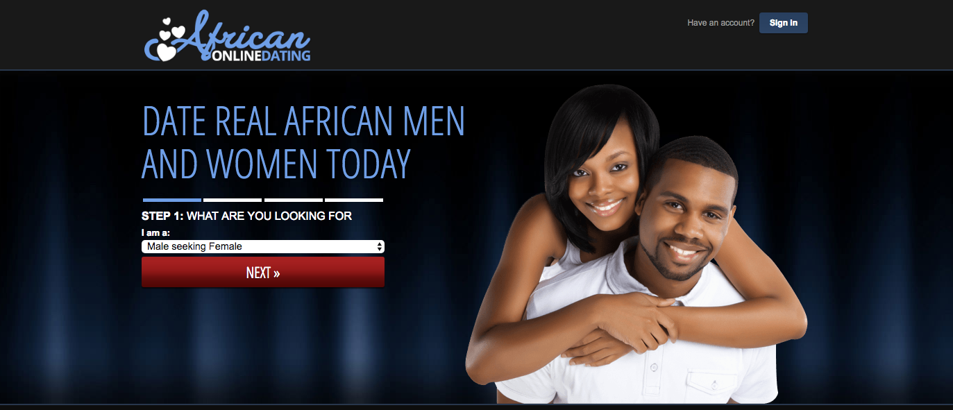 African Online Dating