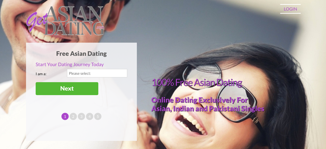 Get Asian Dating