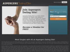 Aspergers Dating Site