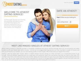 Atheist Dating Service
