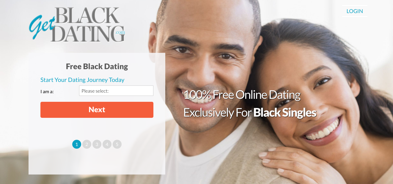 Get Black Dating