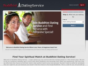 Buddhist Dating Service