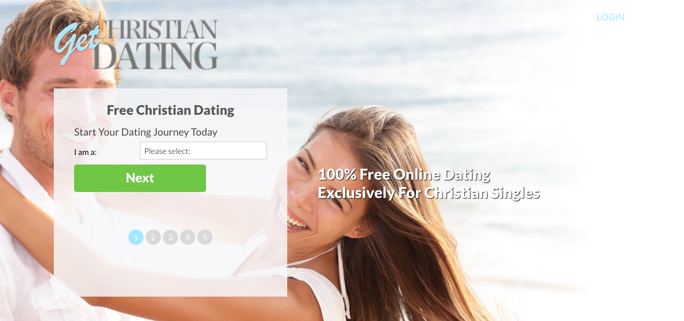 Get Christian Dating