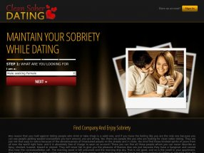 Clean Sober Dating