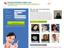Disabled Dating Service