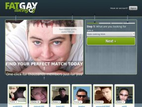 Fat Gay Dating