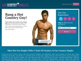 Gay Country Singles