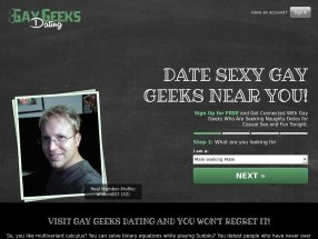 Gay Geeks Dating