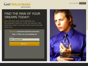 Gay Millionaire Dating