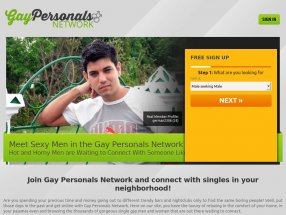 Gay Personals Network