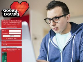 Geeky.dating