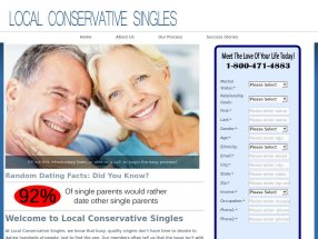 Local Conservative Singles