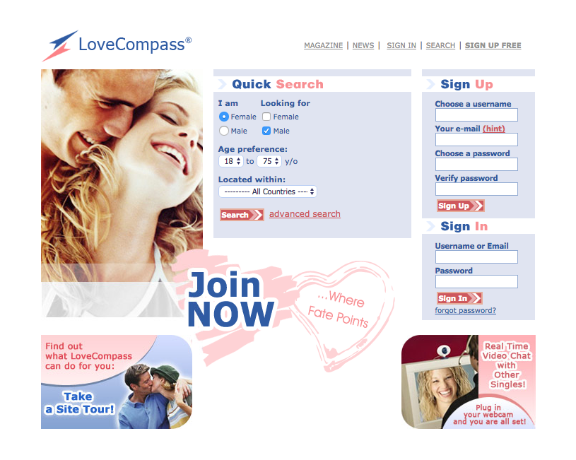 Lovecompass