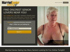 Married Senior Dating