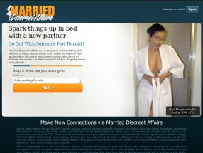 Married Discreet Affairs