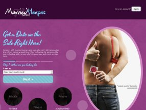 Married herpes dating site