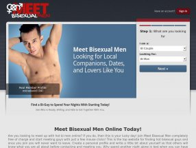 Meet Bisexual Men