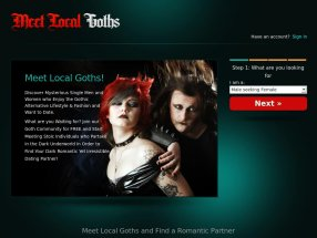 Meet Local Goths