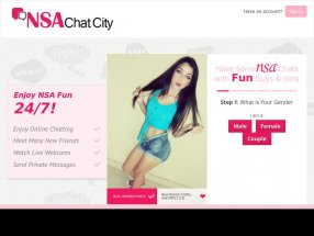 NSA Chat CIty